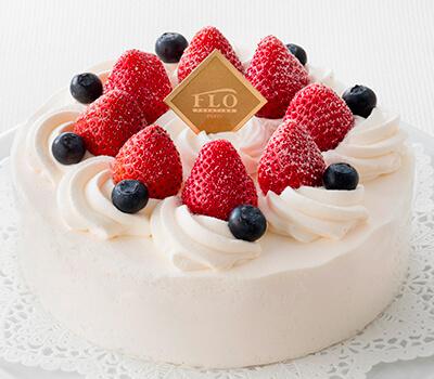 苺のショートケーキ18cm
