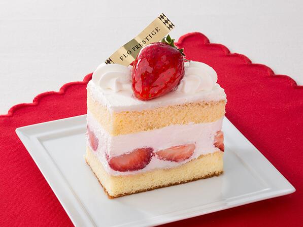 あまおう苺のプレミアムショートケーキ