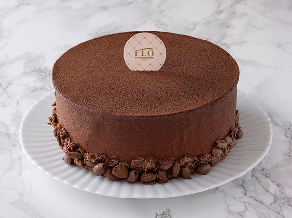 ショコラアメール ほんのり苦い本格派チョコレートケーキ