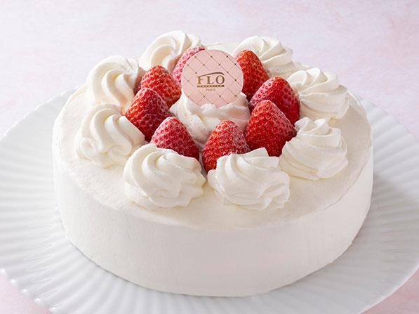 ホールケーキ無料券