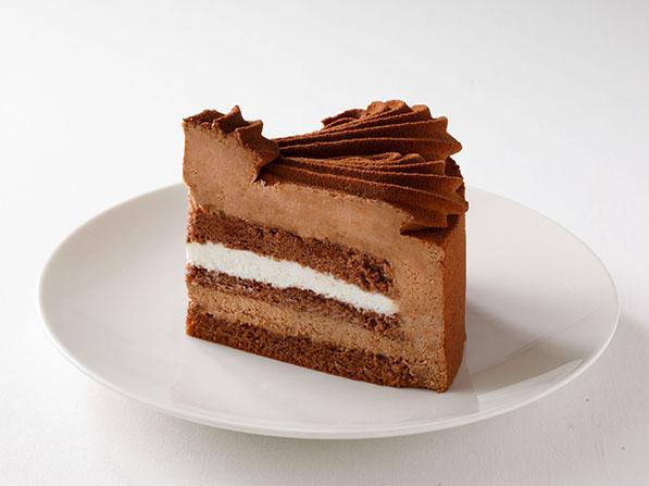 チョコレートムースケーキ<カット>