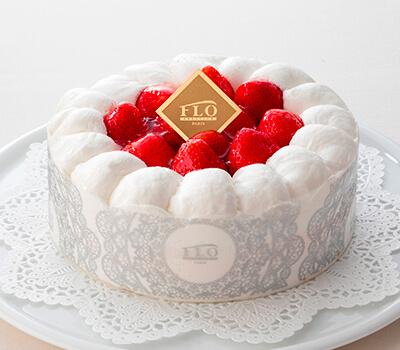 ニボーズ ふんわりクリームのレアチーズケーキ